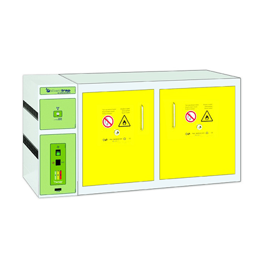 Filtration Boxes for Safety Storage Cabinets