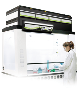 Green Fume Hood - option 2