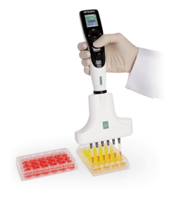Voyager II Adjustable Spacing Pipette