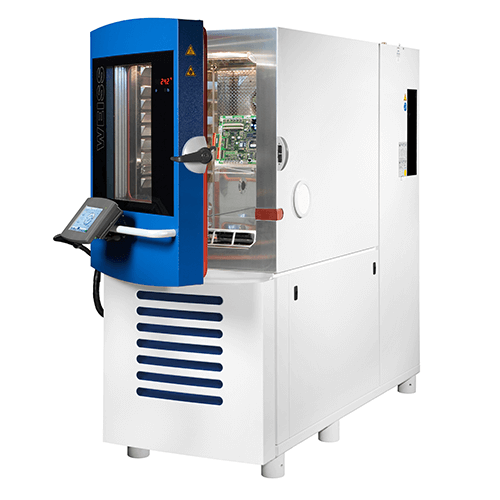 Test Systems for Rapid Temperature Cycling
