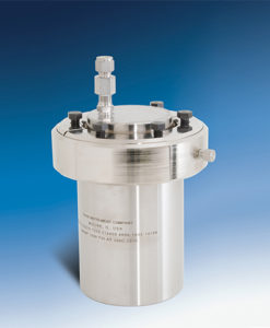 Series 4605-4626 High Pressure Vessels