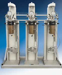 Three Reactor Parallel System