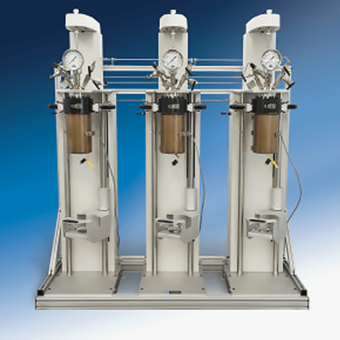 Series-4555-Three-Reactor-Parallel-System