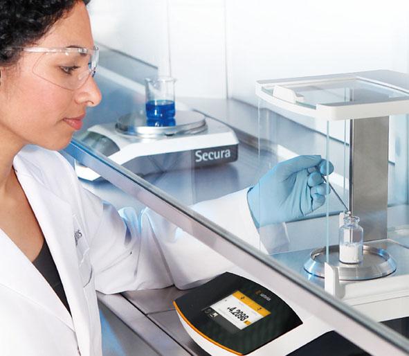New Sartorius Secura : Lab Balance For Regulated Areas