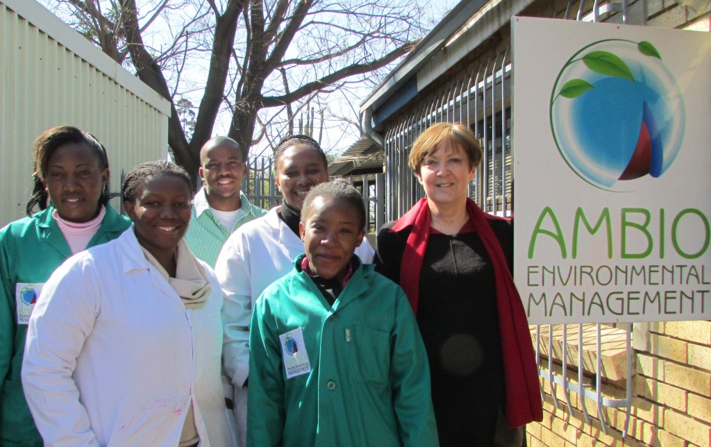 Ambio Environmental Rapidly Tests Wastewater In Vaal Triangle