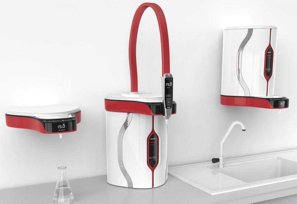 Elga Labwater Chorus water purification lab system