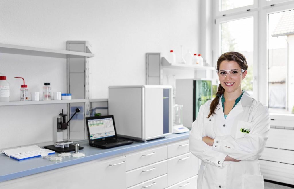 Buchi Dumaster for Nitrogen & Protein Determination