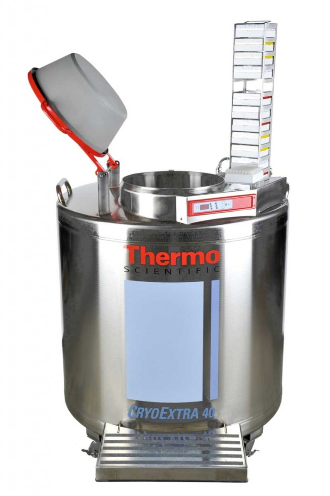 New CryoExtra High Efficiency Cryogenic Storage from Thermo