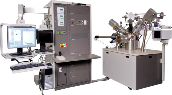 Physical Electronics surface analysis instruments