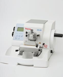 Semi-Automated Microtome