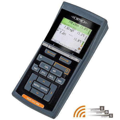 WTW MultiLine Multi 3630 IDS meter