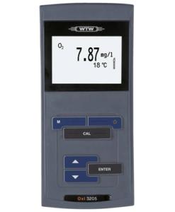 WTW ProfiLine Oxi 3205 DO meter