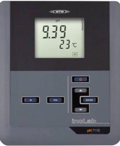 WTW inoLab pH 7110 meter
