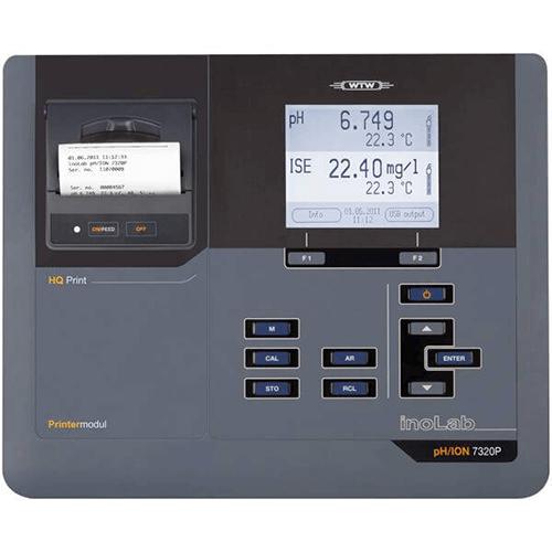 inoLab pH/ION 7320 meter