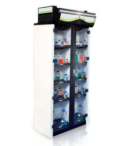 Captair Smart – Storage Cabinets - Option 1