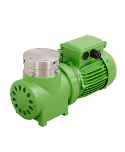 Diaphrapgm Vacuum Pumps & Compressors