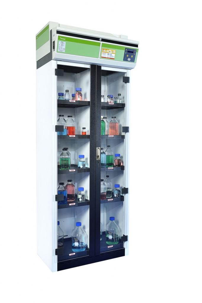 Captair - Powerful Energy Saving Chemical Storage & Filtration