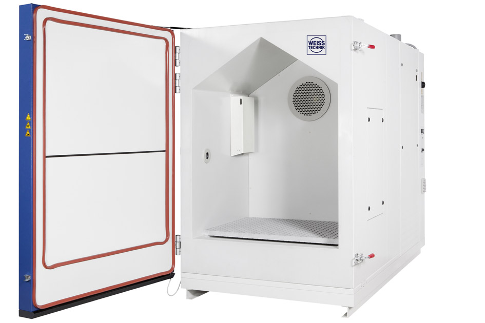 Corrosion Testing Test Chambers With Climate Control