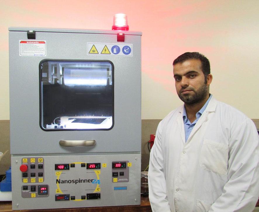 Nanospinning Ultra-fine Fibres at WADDP